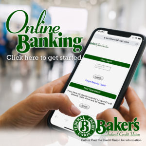 Bakers Federal Credit Union Online Banking